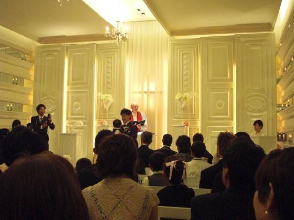 10月3日 マナブ&ユッキー結婚式♪_c0151965_18144918.jpg