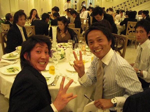 10月3日 マナブ&ユッキー結婚式♪_c0151965_18201693.jpg