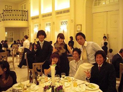 10月3日 マナブ&ユッキー結婚式♪_c0151965_1820323.jpg