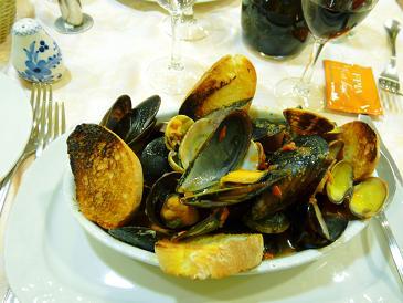 2009年イタリア 食事編 1_f0134268_2204746.jpg