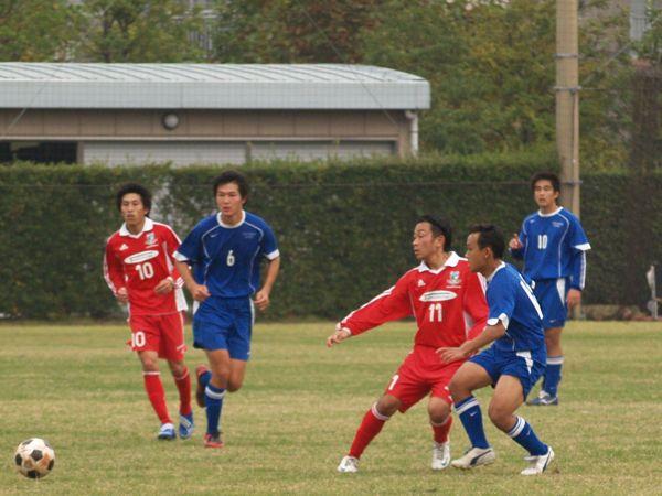 練習試合vs東京海上_a0109270_7191531.jpg