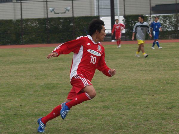 練習試合vs東京海上_a0109270_719372.jpg