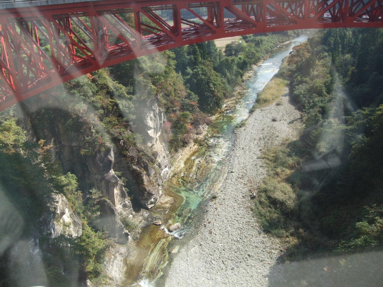 仙山線に乗って奥新川渓谷へ_f0100593_13513887.jpg