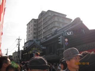 川越…さつまいも堀りと、お祭!!_b0176010_20563285.jpg