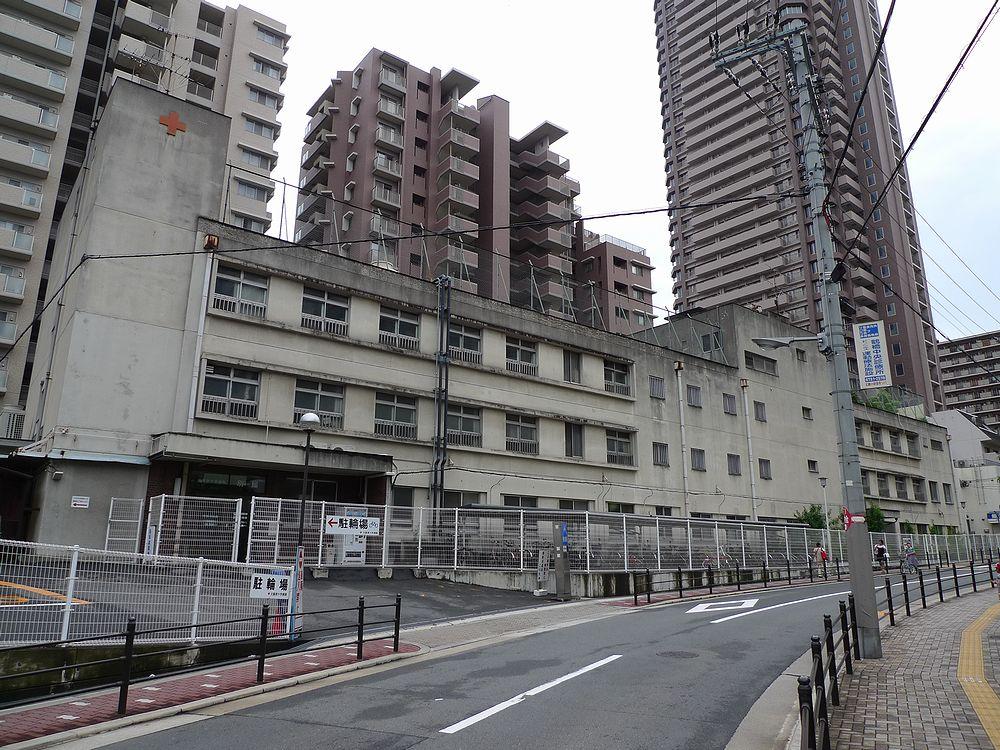 日本赤十字社大阪支部病院(現 大阪赤十字病院)_f0139570_23473771.jpg