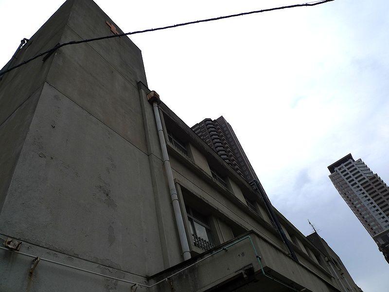 日本赤十字社大阪支部病院(現 大阪赤十字病院)_f0139570_23553745.jpg
