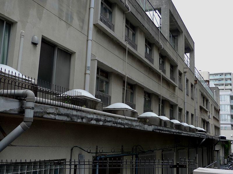 日本赤十字社大阪支部病院(現 大阪赤十字病院)_f0139570_2356153.jpg
