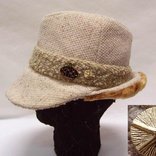 今季、E-ZOOで一番熱い帽子_e0008674_1983548.jpg