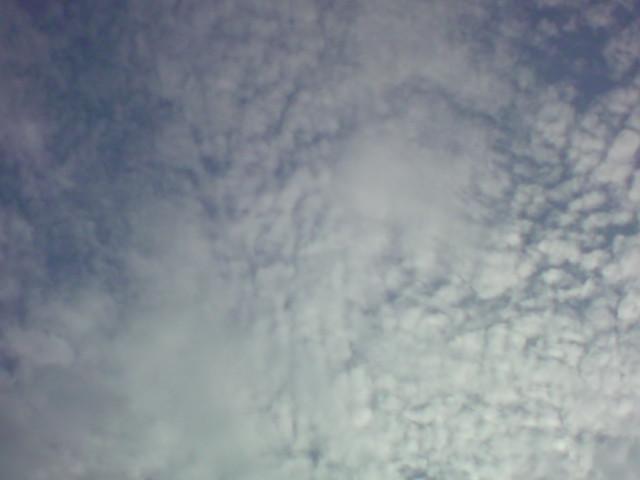 「秋の雲!」_e0051174_731211.jpg