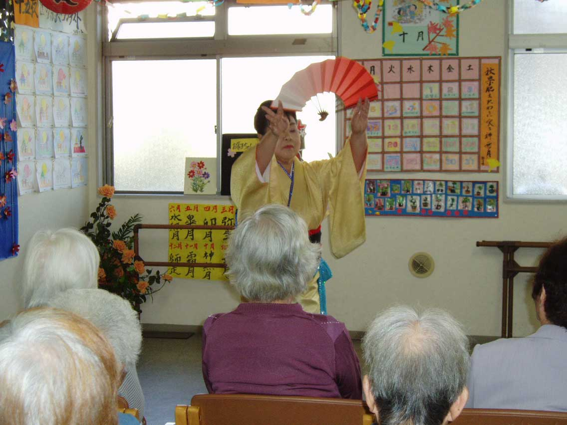 踊りの会(デイ古都里)_a0135191_11412682.jpg