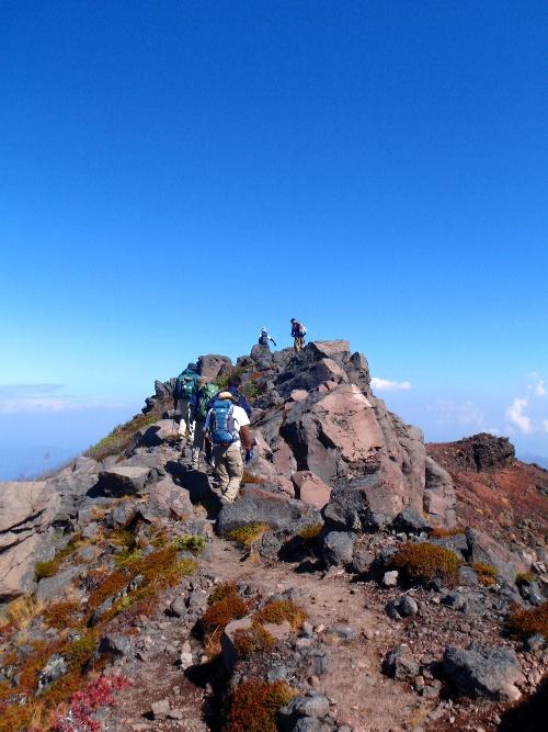 浅間山第1外輪山縦走-火山館コース_c0177814_16294479.jpg