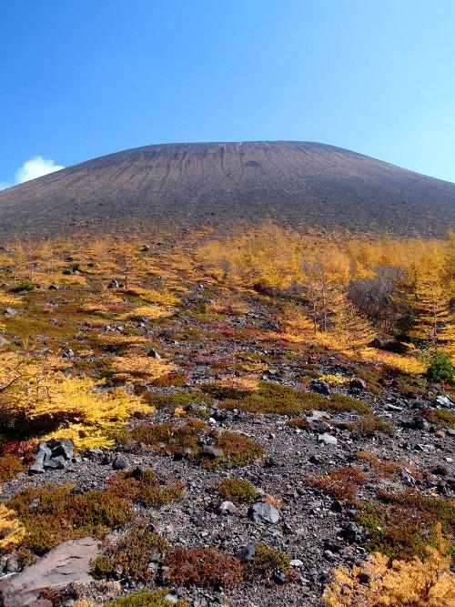 浅間山第1外輪山縦走-火山館コース_c0177814_17491072.jpg