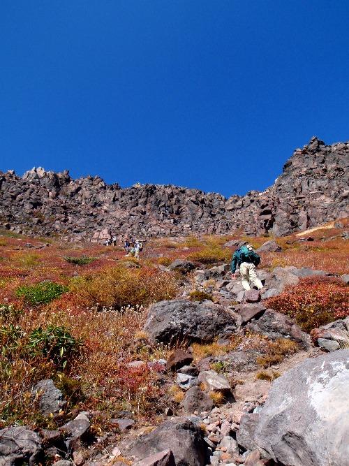 浅間山第1外輪山縦走-火山館コース_c0177814_17522868.jpg