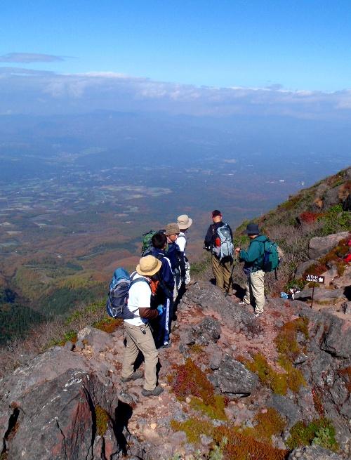 浅間山第1外輪山縦走-火山館コース_c0177814_17545366.jpg