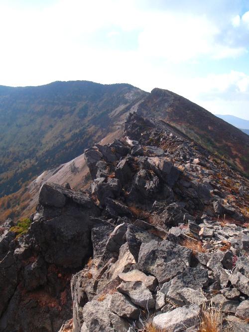 浅間山第1外輪山縦走-火山館コース_c0177814_17562547.jpg
