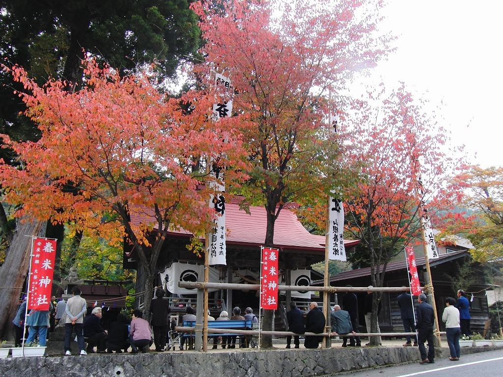 『つく米神社秋祭り』 _f0101226_12571065.jpg
