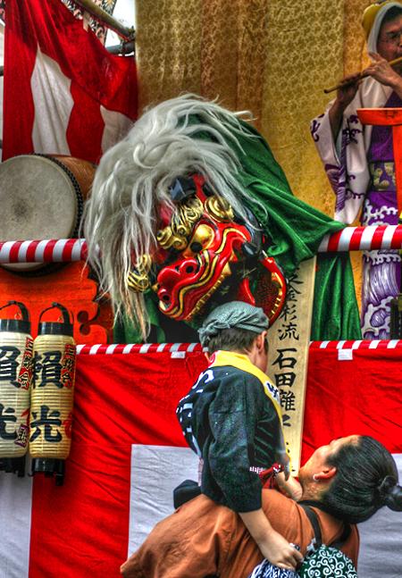 川越祭り「昼の巻」_c0214542_1362084.jpg