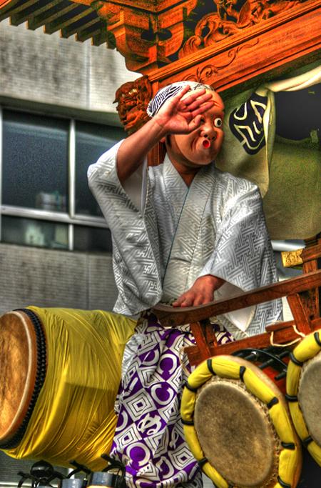 川越祭り「昼の巻」_c0214542_1364937.jpg