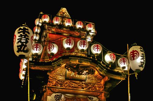 川越祭り「夜 - 壱の巻」_c0214542_2237232.jpg