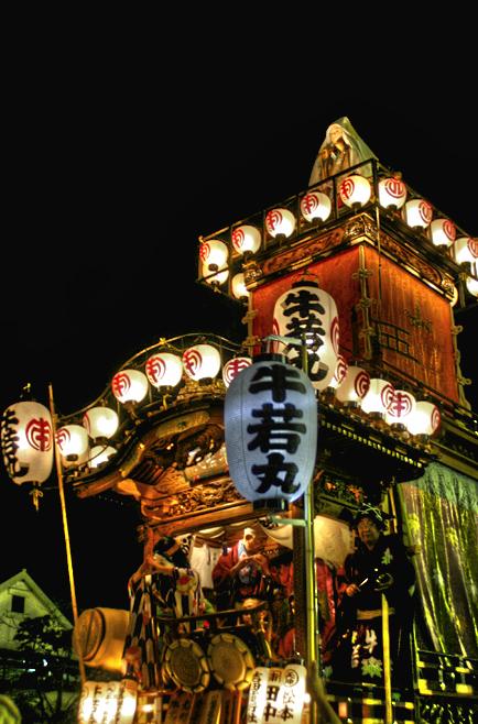 川越祭り「夜 - 壱の巻」_c0214542_22381980.jpg