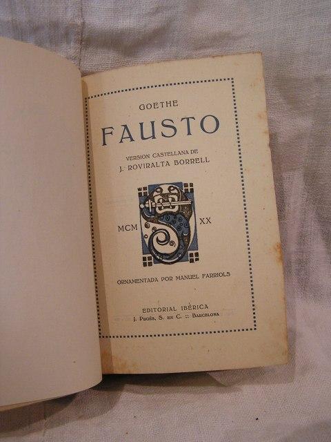 "Book98 \""Faust\"" 上下巻 半額以下_f0112550_533733.jpg"