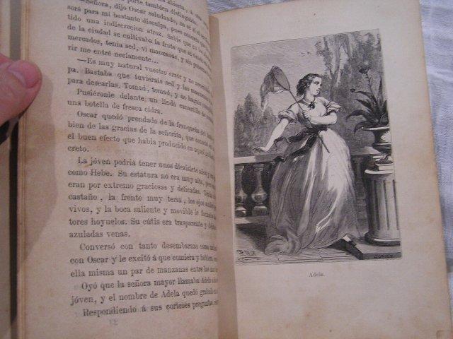 """Book 99  """"Oscar y Amanda""""上下巻 半額以下_f0112550_5511885.jpg"""