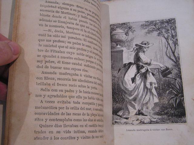 """Book 99  """"Oscar y Amanda""""上下巻 半額以下_f0112550_5513070.jpg"""