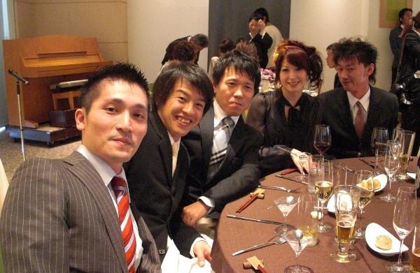 10月12日 小川竜司 & みなこちゃん 結婚式 ④_c0151965_1484754.jpg