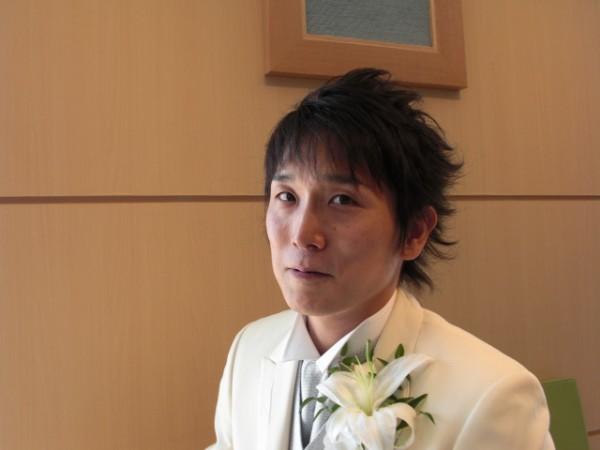 10月12日 小川竜司 & みなこちゃん 結婚式 ④_c0151965_213736.jpg