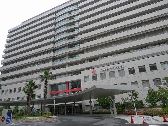 日本赤十字社大阪支部病院(現 大阪赤十字病院)_f0139570_044876.jpg