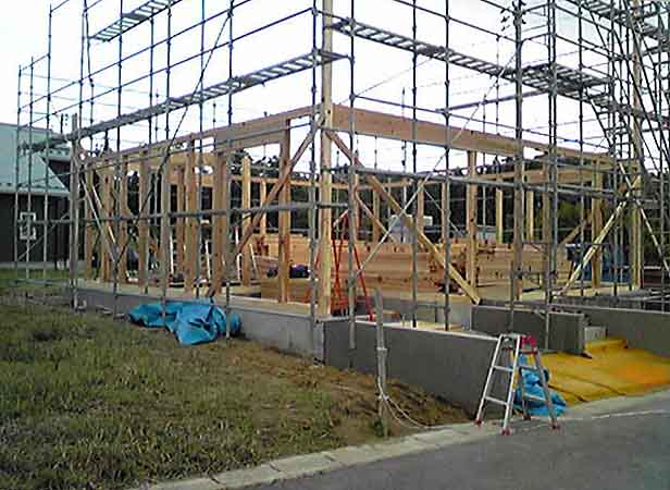 「S邸 桜台の家」 只今、工事中!_f0150893_1649161.jpg