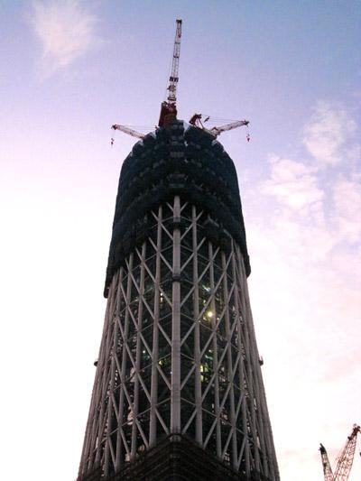 東京スカイツリー その4_b0083801_0315934.jpg