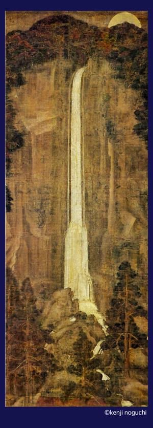 那智瀧図と自然の造形_c0077204_332686.jpg