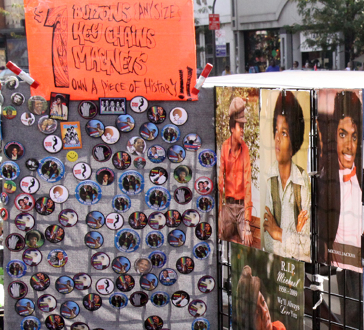 Michael Jackson Tribute Wallのその後_b0007805_10544863.jpg