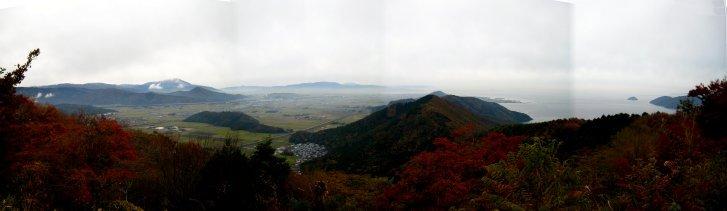 近江錦秋編(18):賤ヶ岳古戦場(08.11)_c0051620_65815.jpg