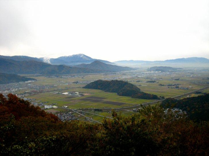 近江錦秋編(18):賤ヶ岳古戦場(08.11)_c0051620_661668.jpg