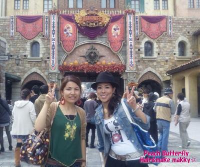 HAPPY HALOWEEN in ディズニーシー♪_c0043737_20101154.jpg