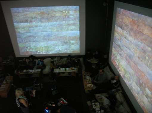 @Monkytwon/Japanese Emerging Artists\' Video Art Exhibition_c0096440_20361889.jpg