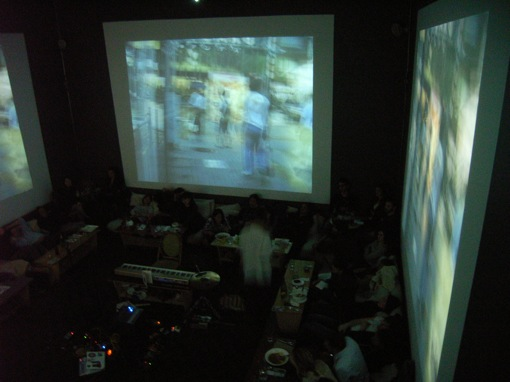 @Monkytwon/Japanese Emerging Artists\' Video Art Exhibition_c0096440_20594572.jpg