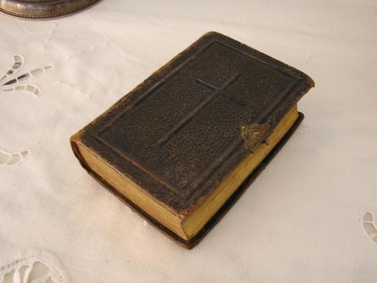 Book 103 19世紀の宗教の本 値下げ_f0112550_4294411.jpg