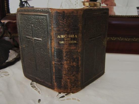 Book 103 19世紀の宗教の本 値下げ_f0112550_4302554.jpg