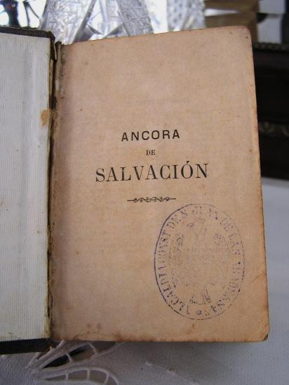 Book 103 19世紀の宗教の本 値下げ_f0112550_4314879.jpg