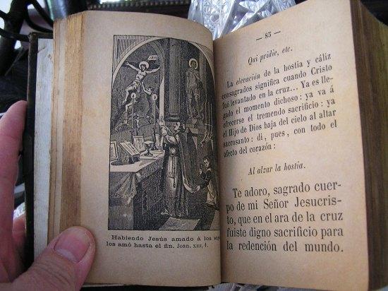 Book 103 19世紀の宗教の本 値下げ_f0112550_4325522.jpg