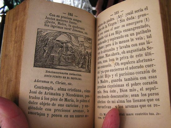 Book 103 19世紀の宗教の本 値下げ_f0112550_434516.jpg