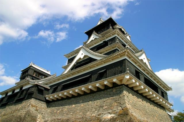 熊本城・・こむらさき・・・水前寺公園・・google map・・アプリ_f0051464_9301019.jpg