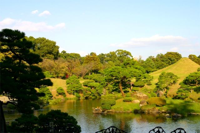 熊本城・・こむらさき・・・水前寺公園・・google map・・アプリ_f0051464_9404043.jpg