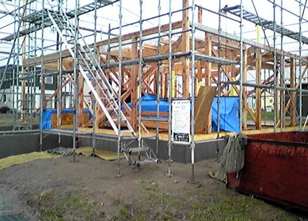 「S邸 桜台の家」 只今、工事中!  _f0150893_16533868.jpg