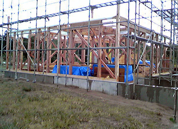 「S邸 桜台の家」 只今、工事中!  _f0150893_1653537.jpg