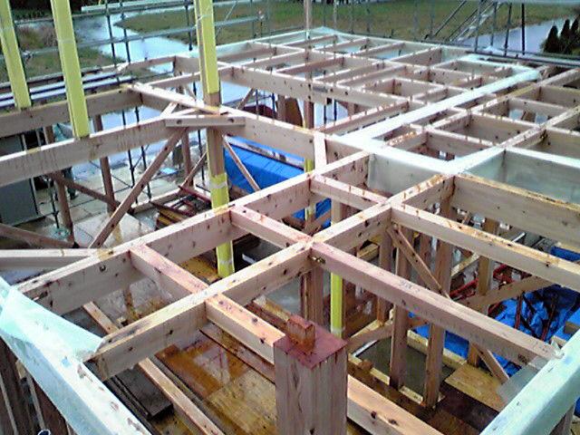 「S邸 桜台の家」 只今、工事中!  _f0150893_16543770.jpg