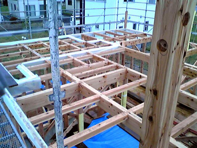 「S邸 桜台の家」 只今、工事中!  _f0150893_1654823.jpg